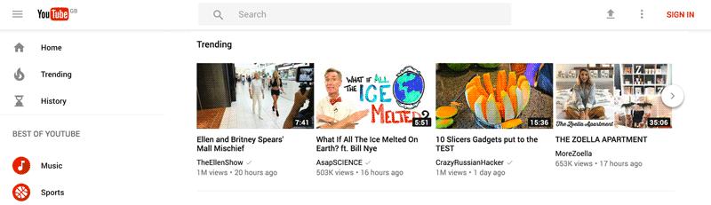 چگونه می توان کانال یوتیوب ایجاد کرد؟
