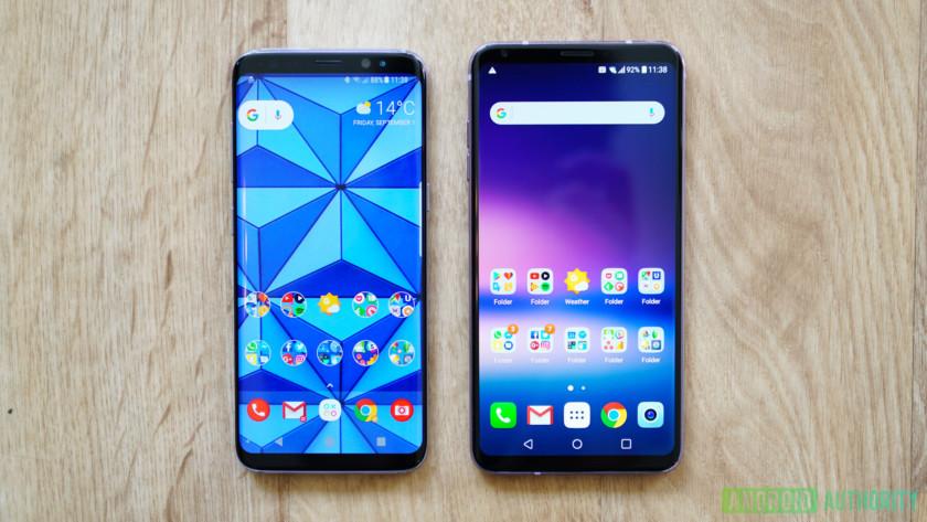 صفحه نمایش OLED بهتر است یا IPS | مقایسه دو صفحه نمایش در گوشی ها