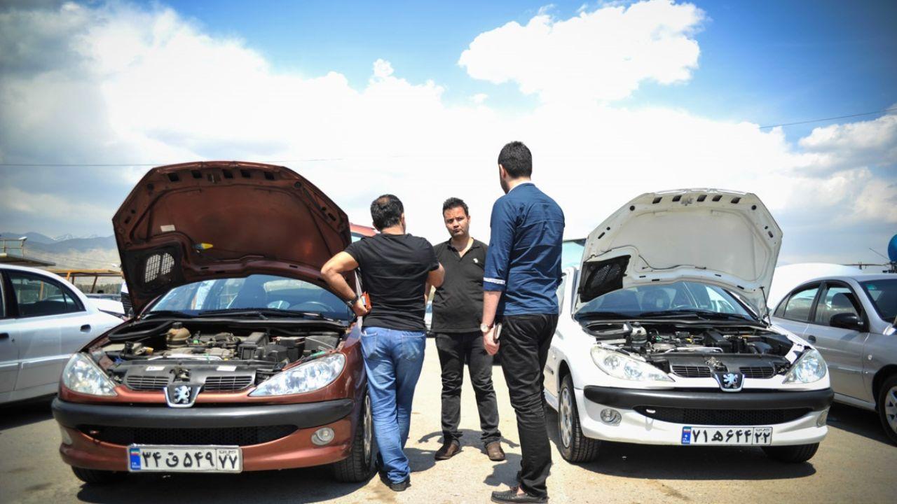 فرار دلالان از بازار خودرو با قوانین جدید   وعده کاهش 30-40 درصدی قیمتها