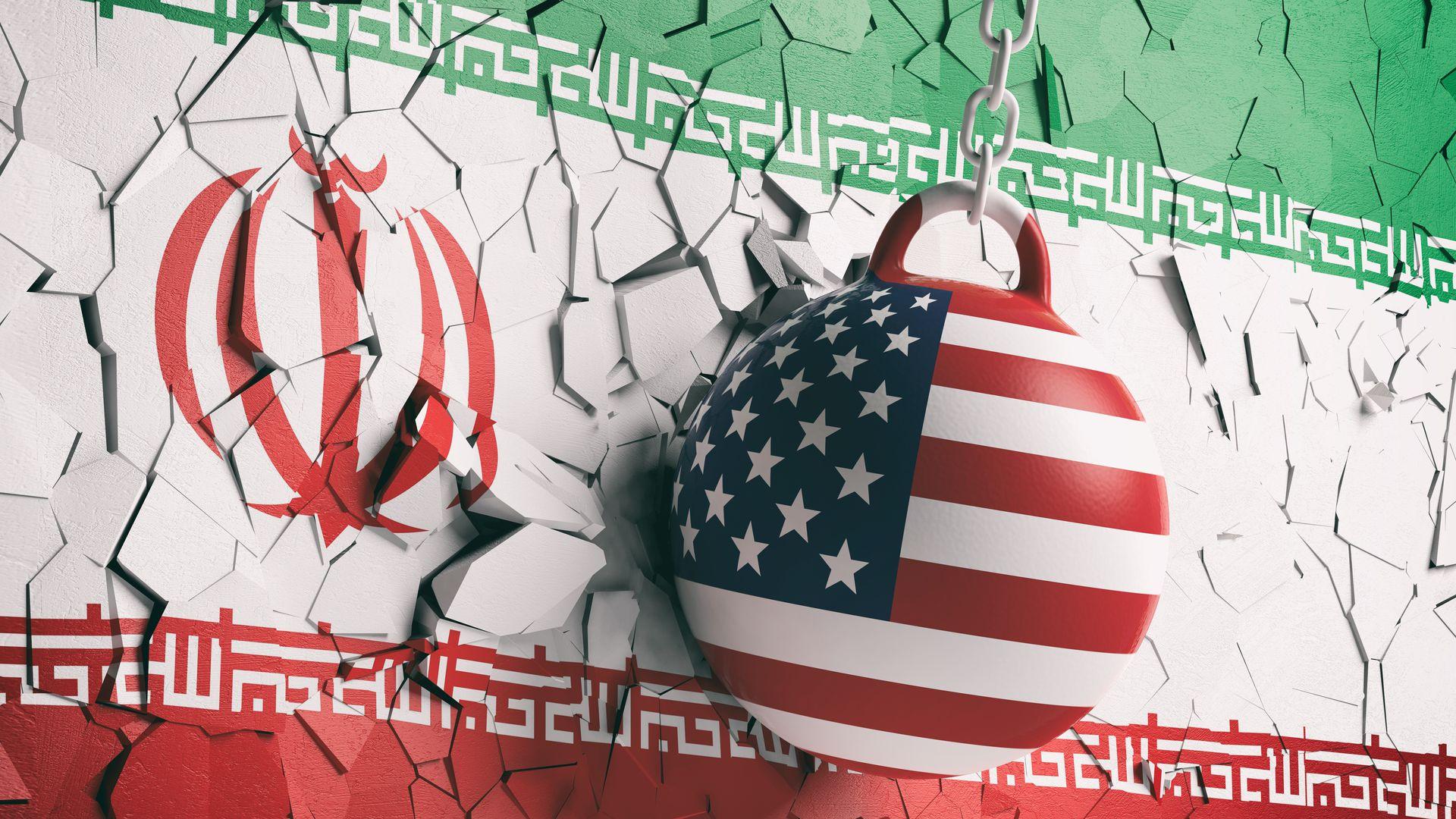لیست 8 شرکت جدید ایرانی تحریم شده توسط امریکا