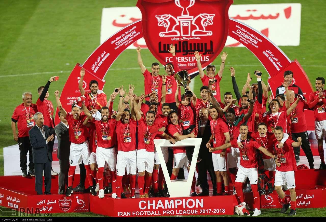 با کناره گیری 4 تیم از لیگ برتر | پرسپولیس رسماً فصل نوزدهم می شود