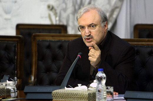 وزیر بهداشت: فلان وزارتخانه فشار می آورد تا لیگ برتر فوتبال برگزار شود