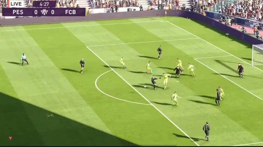 زاویه دوربین در هر استادیوم