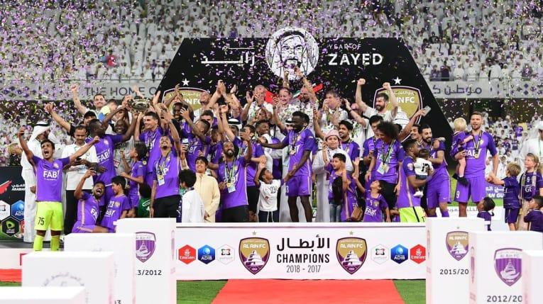 لیگ امارات بدون معرفی قهرمان لغو شد