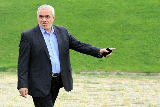 ادعای جنجالی فتح اله زاده: اطرافیان وزیر نگذاشتند اسکوچیچ مربی استقلال شود!