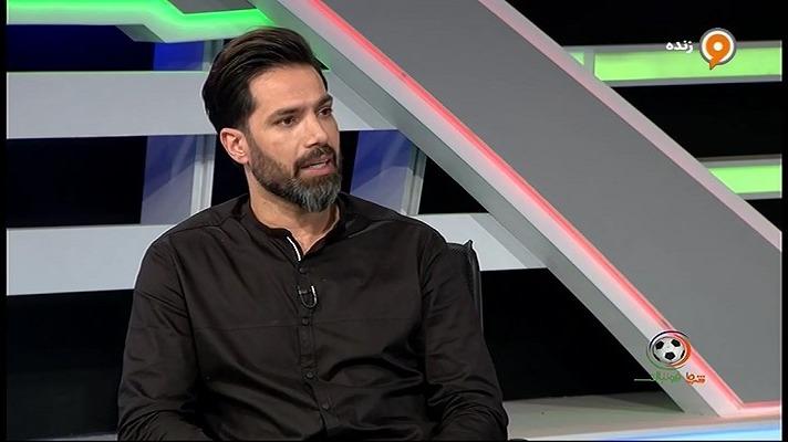 امیرحسین صادقی وزیر ورزش را شست و پهن کرد | انتقادات طوفانی مدافع متعصب استقلال