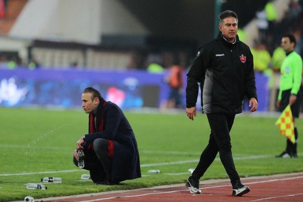 توهین گل محمدی به بازیکنان فعلی پرسپولیس: با شما موفق نمی شوم!