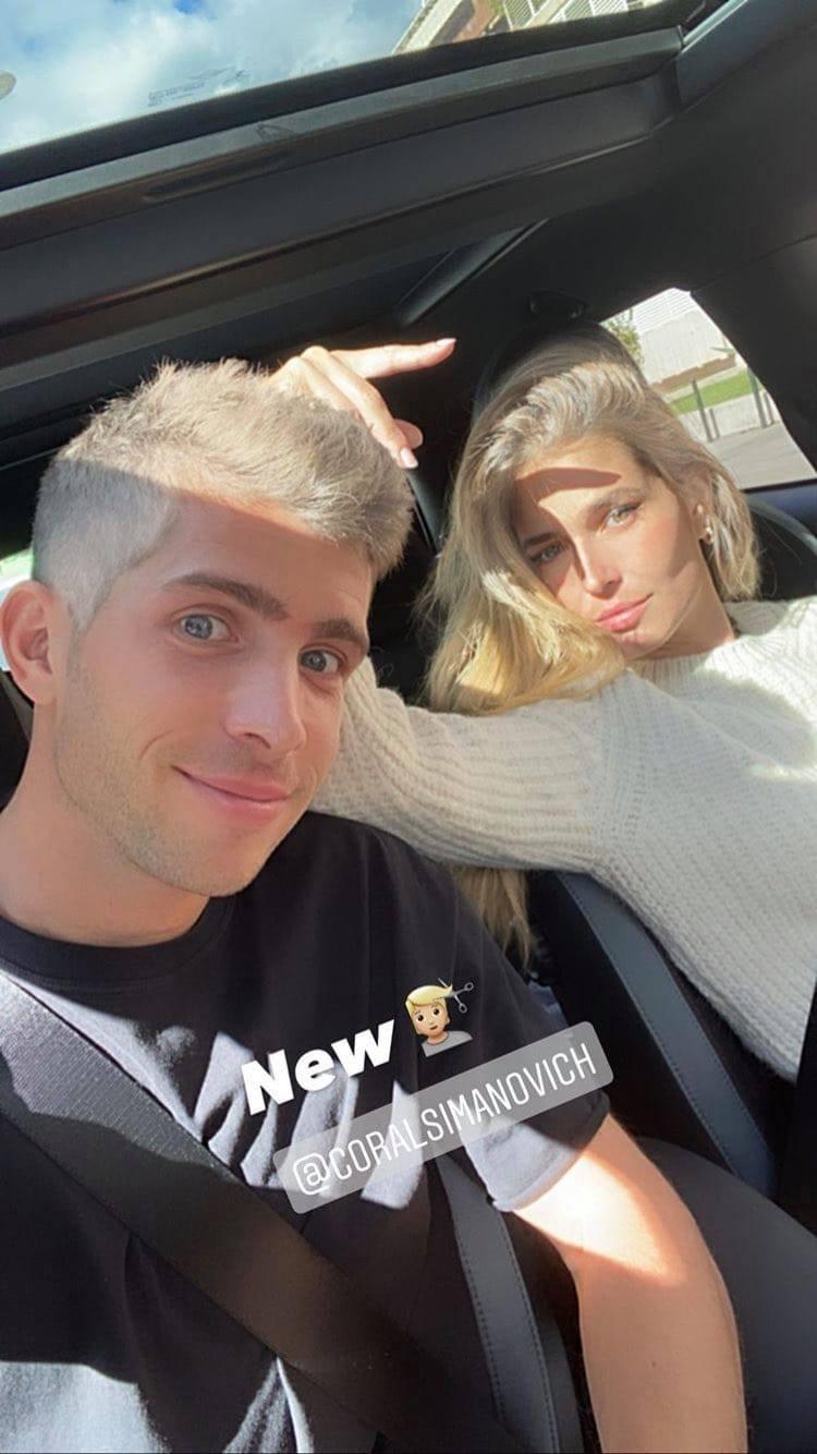 عکس ظاهر جدید و فشن سرخیو روبرتو و همسرش + عکس