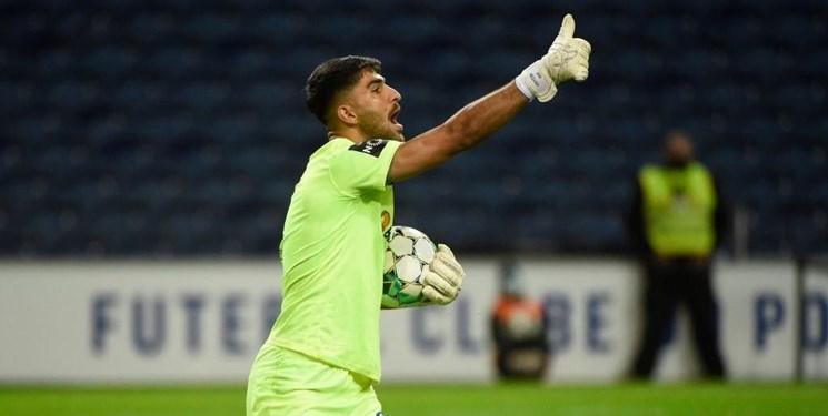 رکورد غیرعادی عابدزاده در فوتبال پرتغال