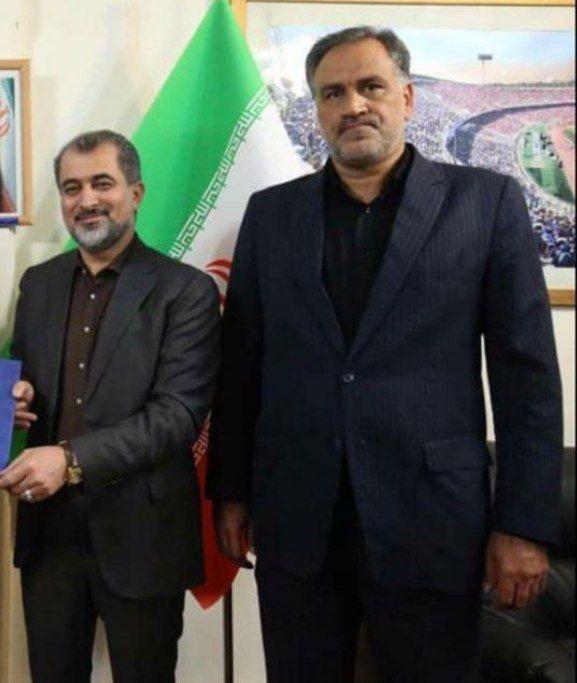 فیل و فنجان جدید اینبار در کادر مدیریت استقلال!