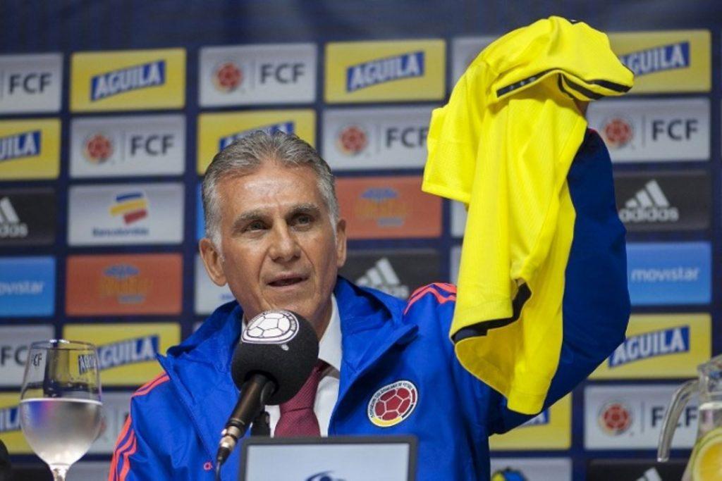 کارلوس کیروش در آستانه اخراج از تیم ملی کلمبیا | تبعات سنگین شکست 6 گله