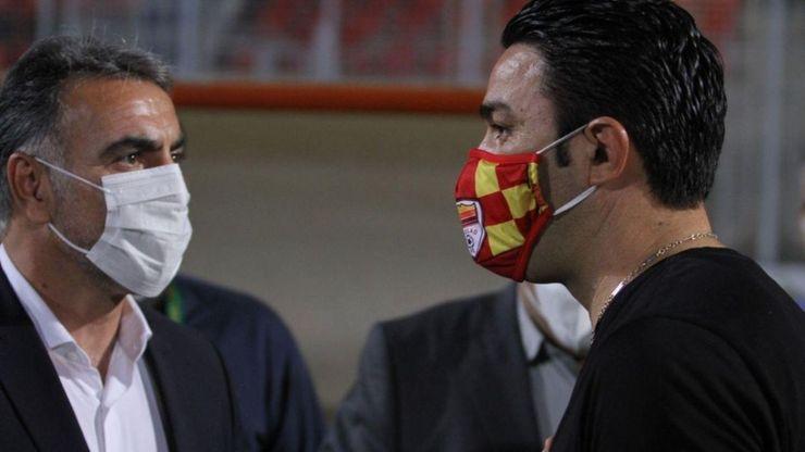تکذیب فحاشی محمود فکری به جواد نکونام توسط بازیکن فولاد