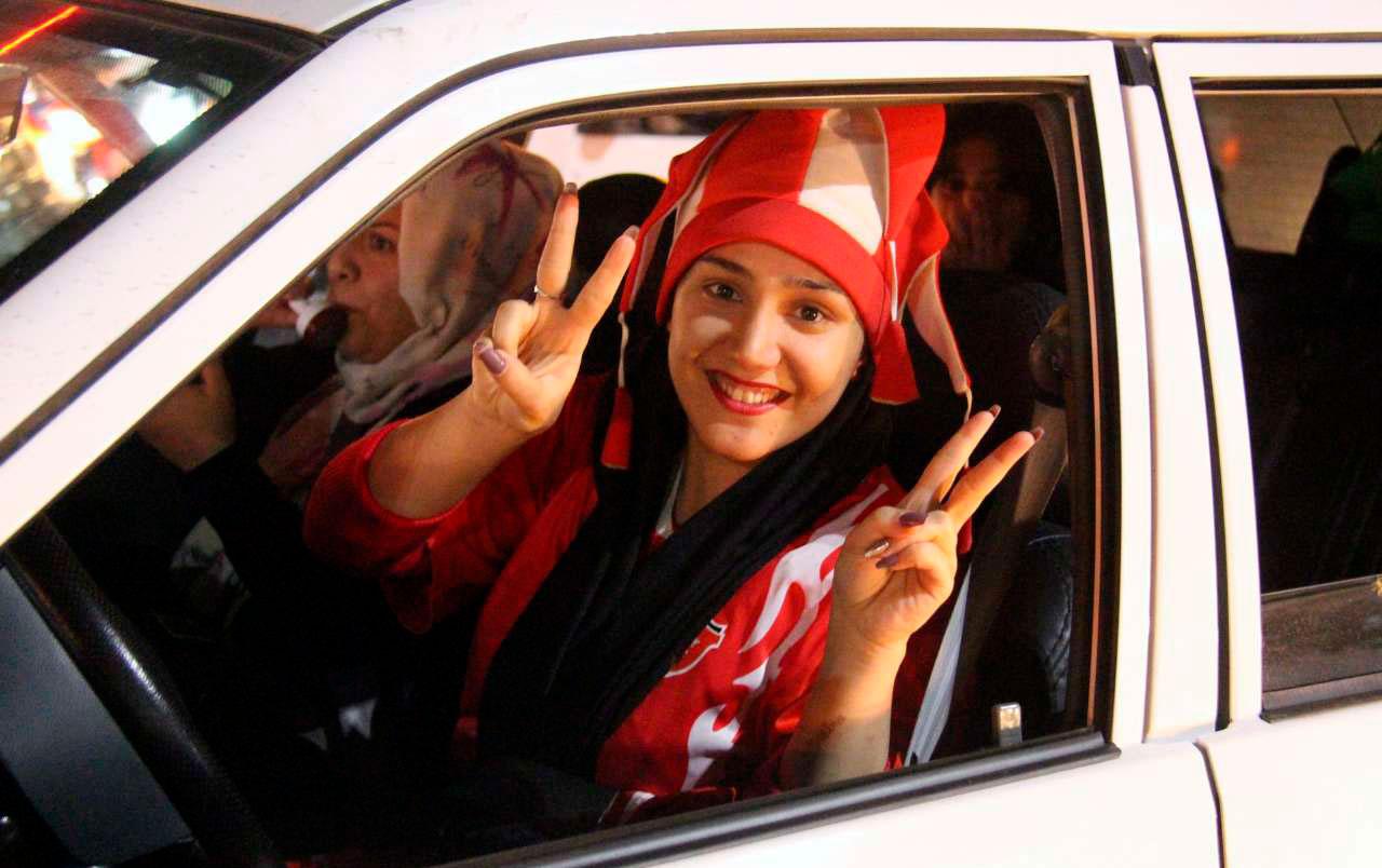 انتقاد مضحک حسن روحانی از شادی خیابانی هواداران پرسپولیس