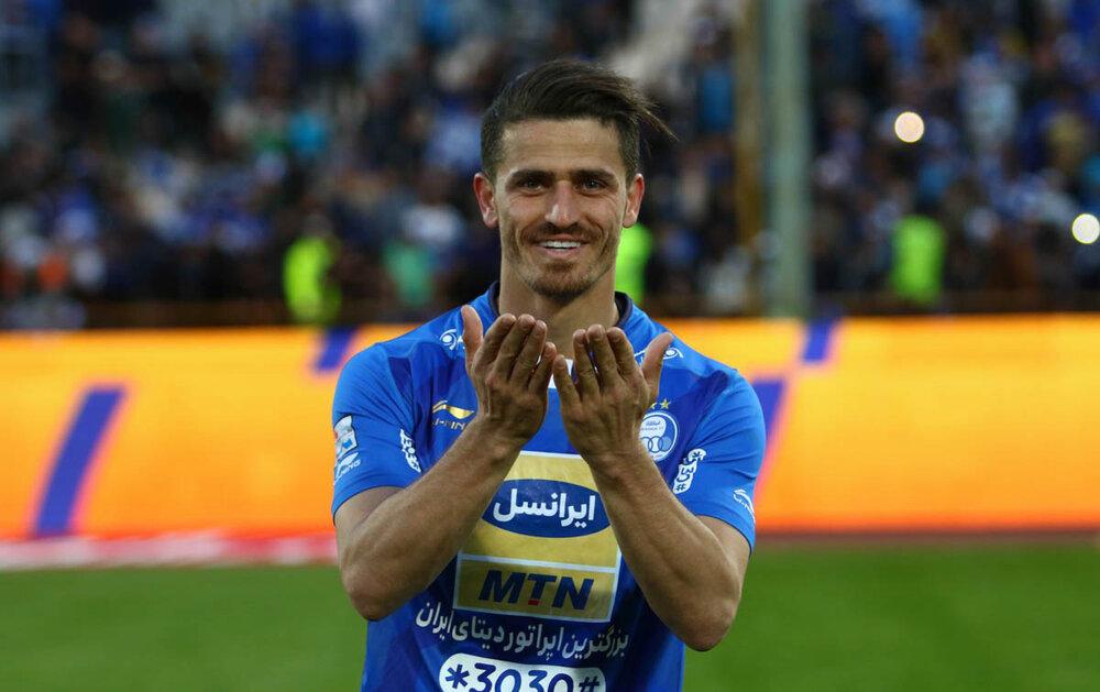 واکنش وریا غفوری به صحبتهای سیدجلال حسینی در مورد مبلغ قرارداد بازیکنان