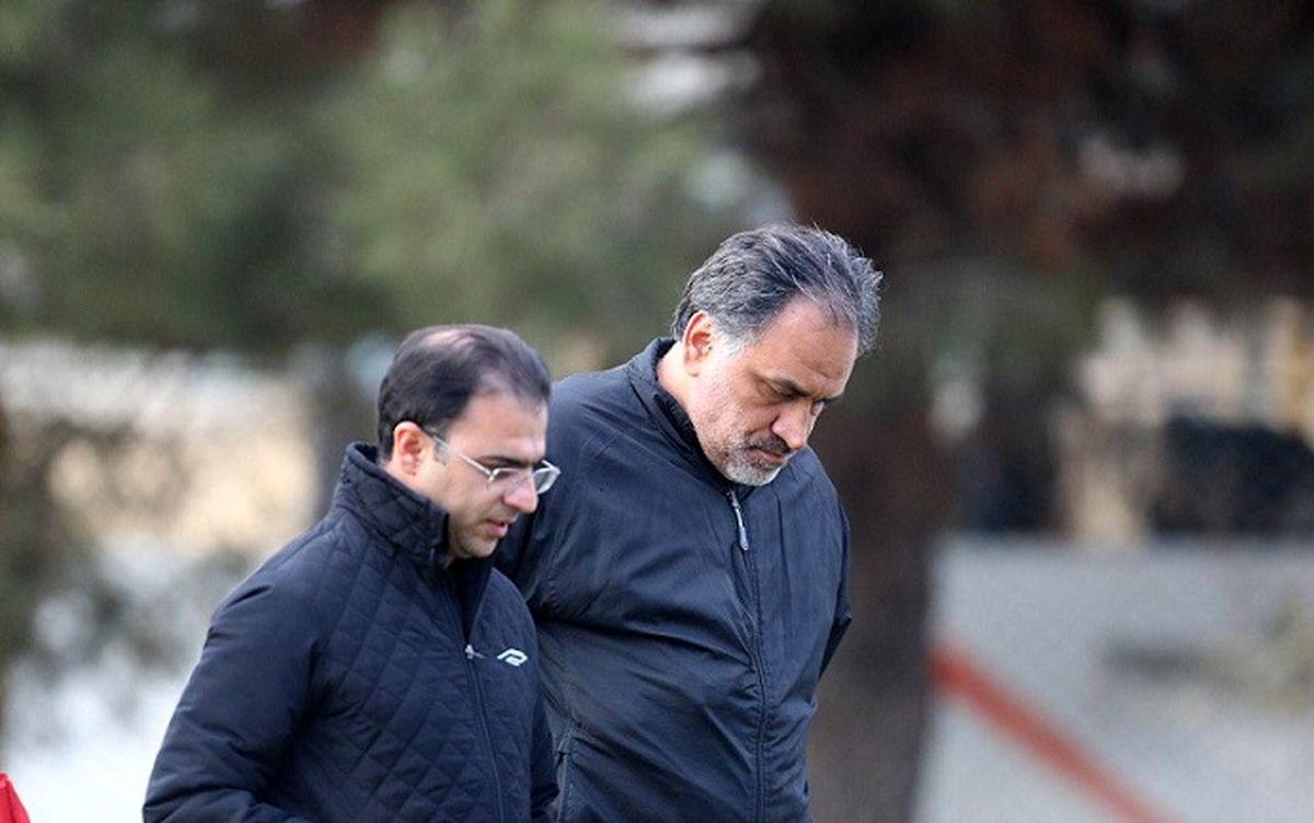 افشای علت اصلی قهر دکتر نوروزی با باشگاه استقلال