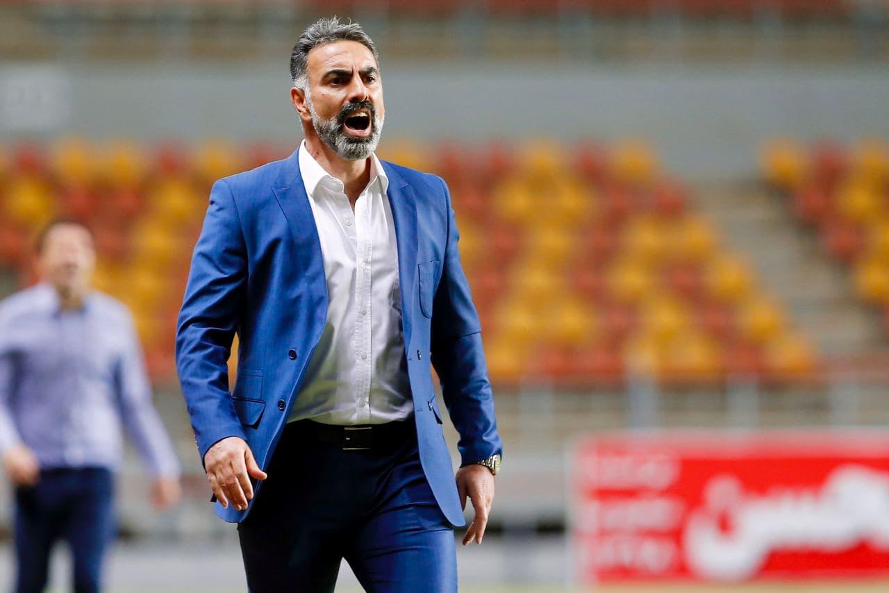 محمود فکری خوش شانس ترین مربی 10 سال اخیر استقلال | Blue Lucky Luke