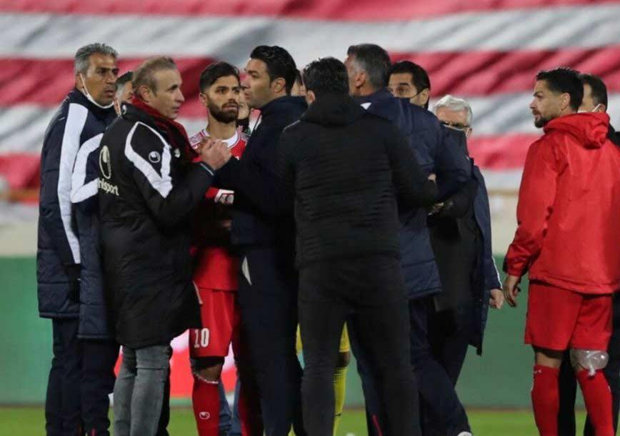 بیانیه شدیداللحن باشگاه فولاد علیه فدراسیون فوتبال و پرسپولیس