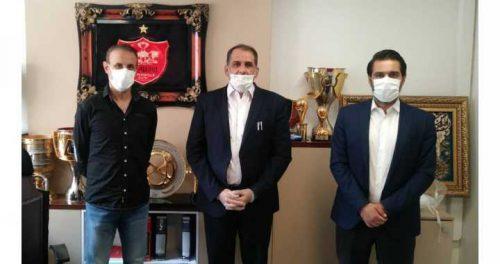 اشتباه بزرگ گل محمدی در تهدید وزیر ورزش | اخراج سرمربی پرسپولیس به زودی