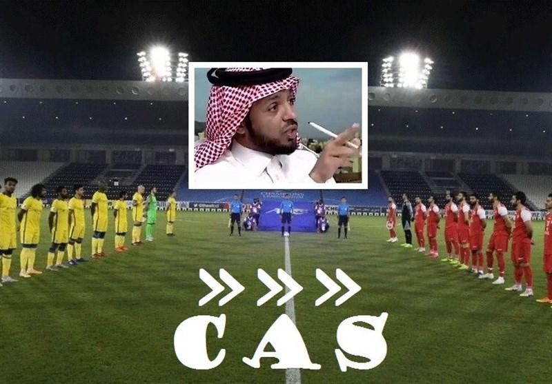 شوک جدید النصری به پرسپولیس: محرومیت از دو فصل لیگ قهرمانان آسیا؟