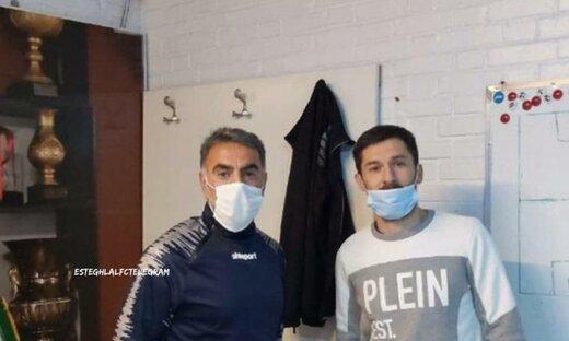 سندی که ثابت می کند محمود فکری هم در توطئه باشگاه علیه میلیچ دست داشت