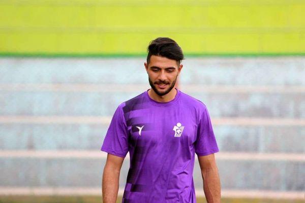 حجت حق وردی: در ایران فقط برای پرسپولیس بازی می کنم!