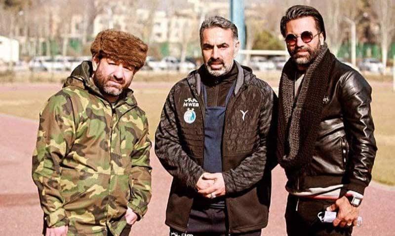 پرویز مظلومی و محمود فکری در آستانه اخراج از استقلال