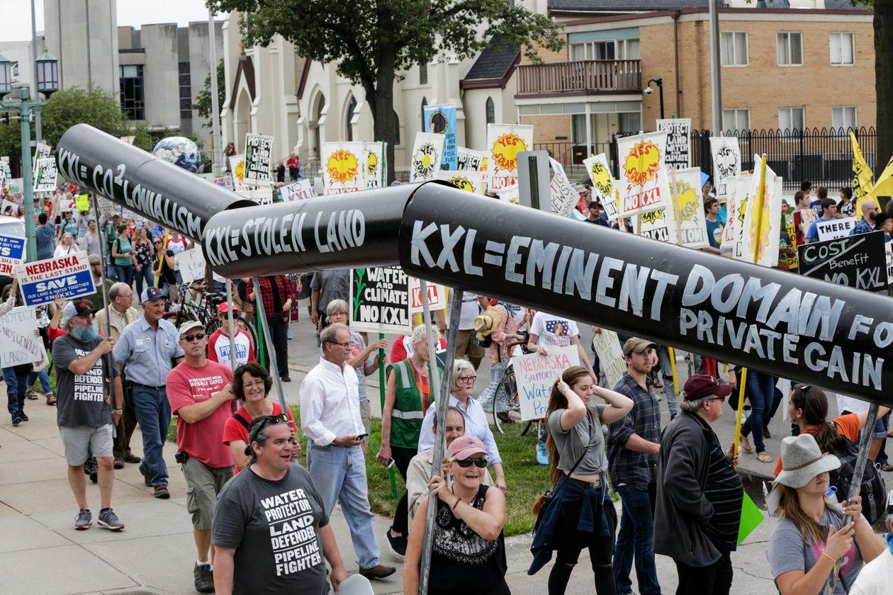(KXL) Keystone XL pipeline چیست و چرا بایدن آن را لغو کرد؟