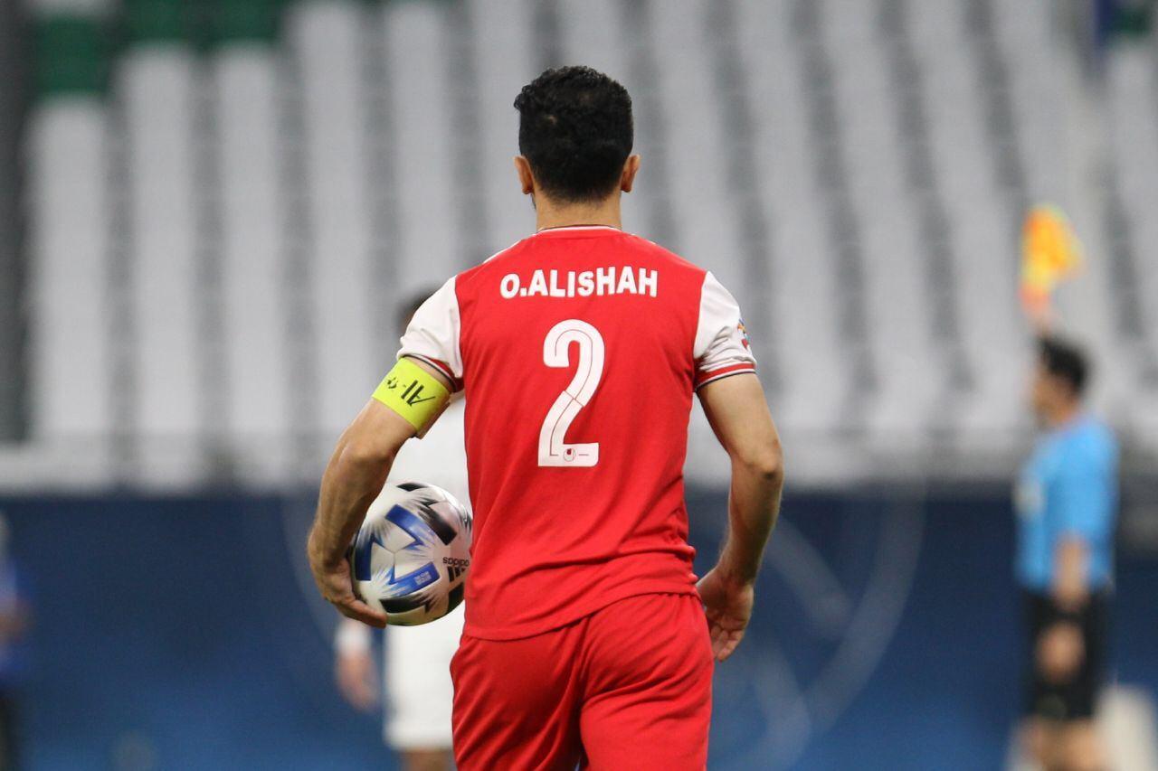 متلک سنگین امید عالیشاه به بازیکنان استقلال