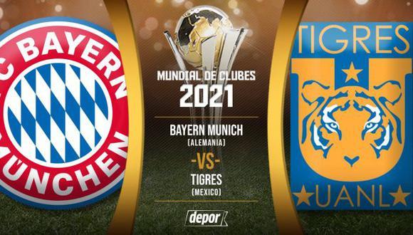 پخش زنده فینال جام باشگاه های جهان بایرن مونیخ و تایگزر UANL