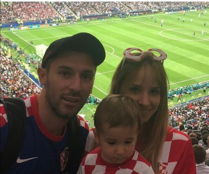 ستاره استقلالی در فینال جام جهانی 2018