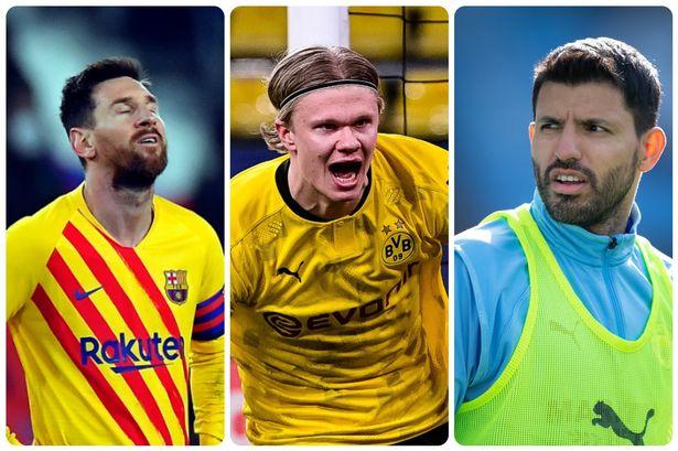 اخبار داغ از نقل و انتقالات در فوتبال اروپا 2021