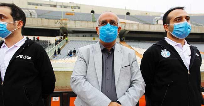 حمله سنگین باشگاه استقلال به کاپیتان سابق: بزرگترین افتخارت گلزنی با لباس پرسپولیس است!