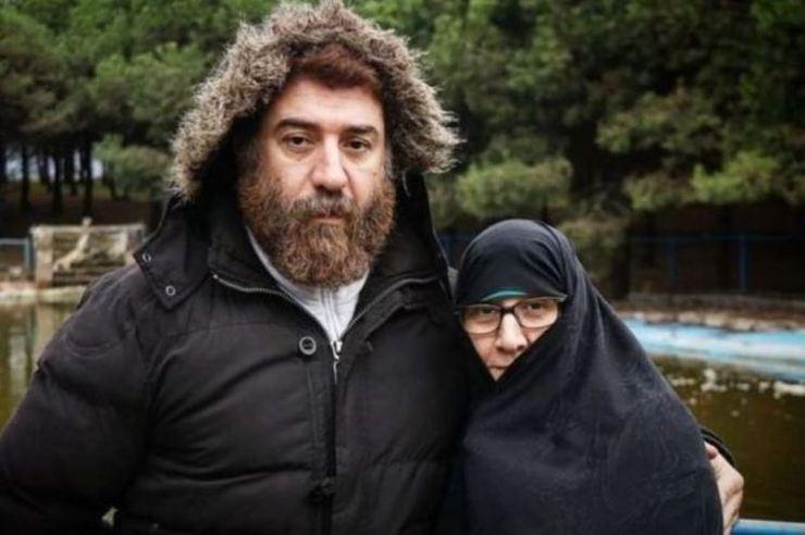 واکنش تند مادر علی انصاریان به ادعای نامزدی بازیگر گمنام با پسرش