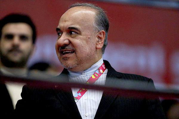 واکنش وزیر ورزش به میزبانی عربستان از استقلال: هرگز!