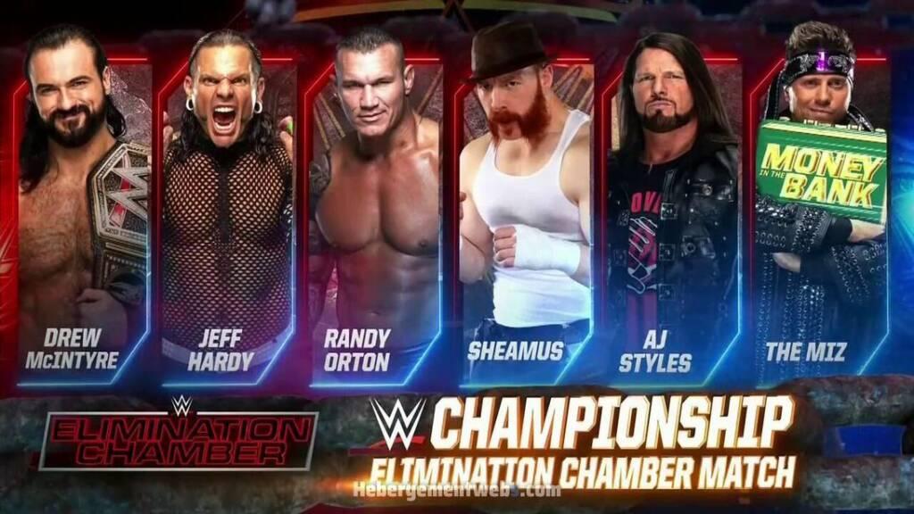 پخش زنده کشتی کج آمریکا (WWE)