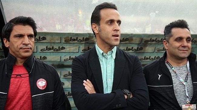 تکمیل کمدی فوتبال ایران با انتخاب علیرضا امامی فر به ریاست PEC