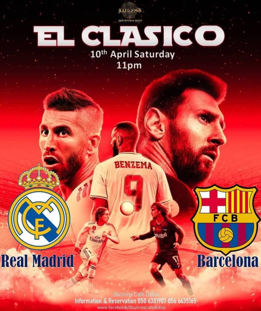 پخش زنده ال کلاسیکو امشب   بارسلونا می برد یا رئال مادرید؟