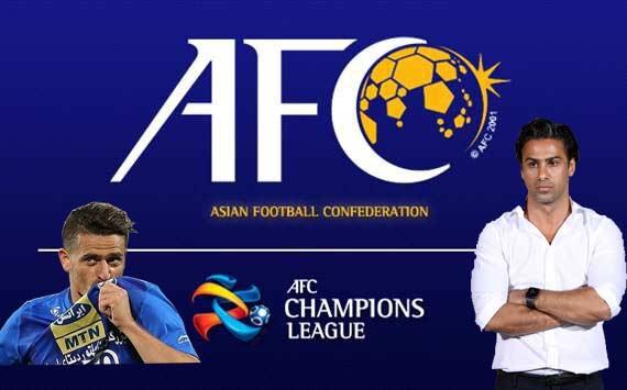 AFC وریا غفوری و فرهاد مجیدی را نقره داغ کرد