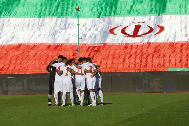 برنامه بازی های تیم ملی ایران در مقدماتی جام جهانی 2022