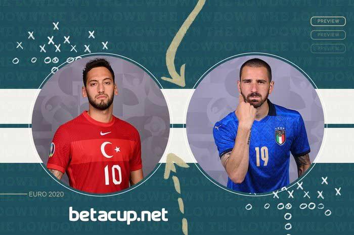 پخش زنده بازی ایتالیا و ترکیه یورو 2020