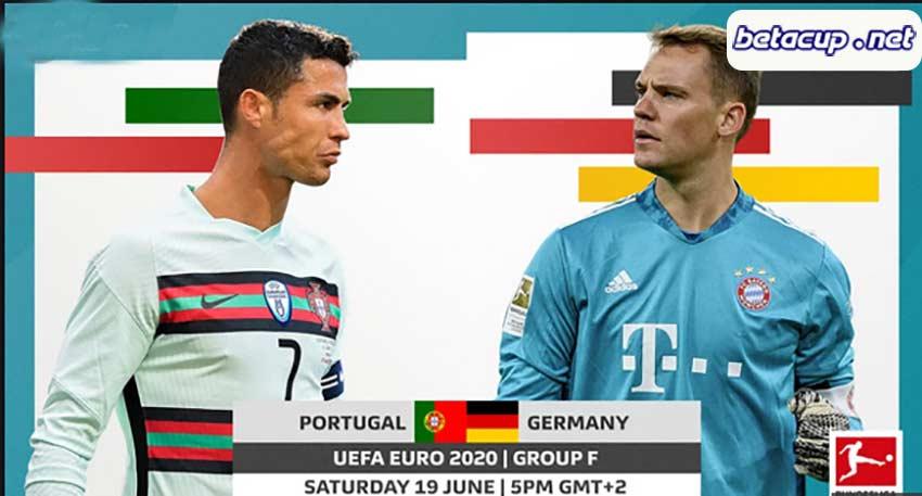 پخش زنده بازی آلمان و پرتغال   یورو 2020