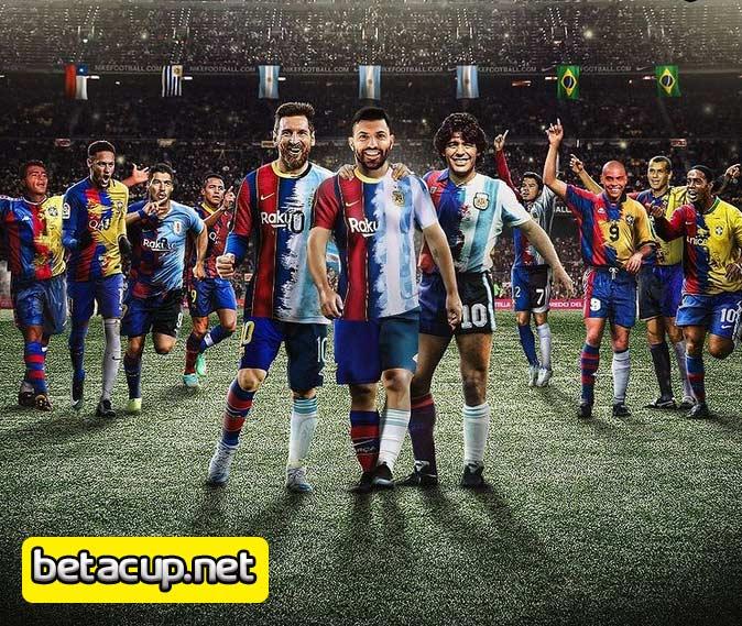 یک ستاره دیگر از فوتبال آمریکای جنوبی به بارسلونا پیوست