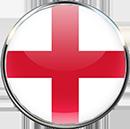 عکس پرچم تیم ملی انگلیس