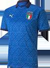 لباس تیم ملی ایتالیا 2021