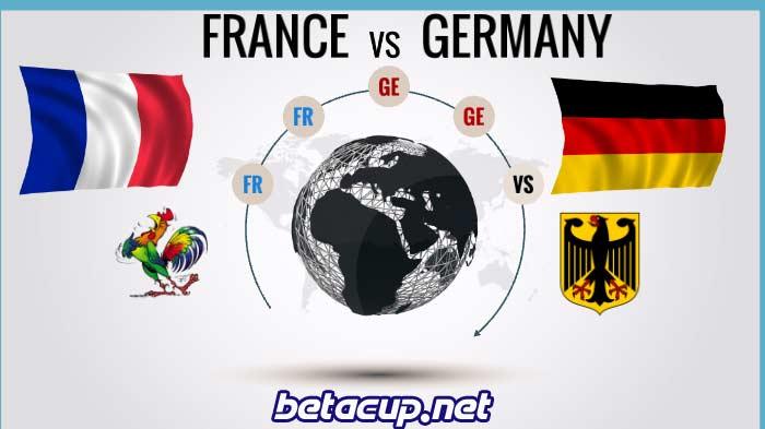 پخش زنده بازی آلمان و فرانسه امشب یورو 2020 در اپلیکیشن بتاکاپ