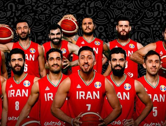 برنامه بازی های بسکتبال ایران در المپیک 2020 توکیو