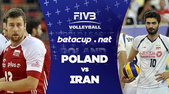 پخش زنده بازی والیبال ایران و لهستان | المپیک 2020 توکیو