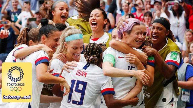 پخش زنده والیبال و فوتبال زنان المپیک 2020