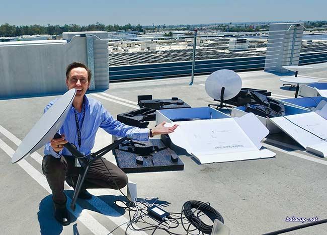 نصاب اینترنت ماهواره ای در تهران و شهرستان ها