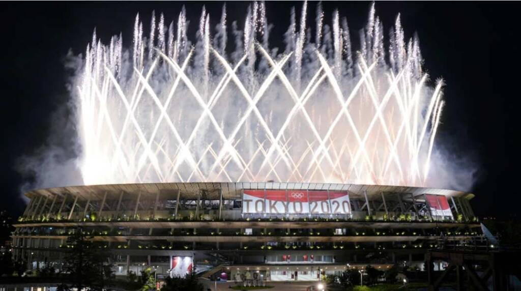 پخش زنده مراسم اختتامیه المپیک 2020 از اپلیکیشن بتاکاپ